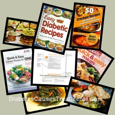 easy diabetic recipes